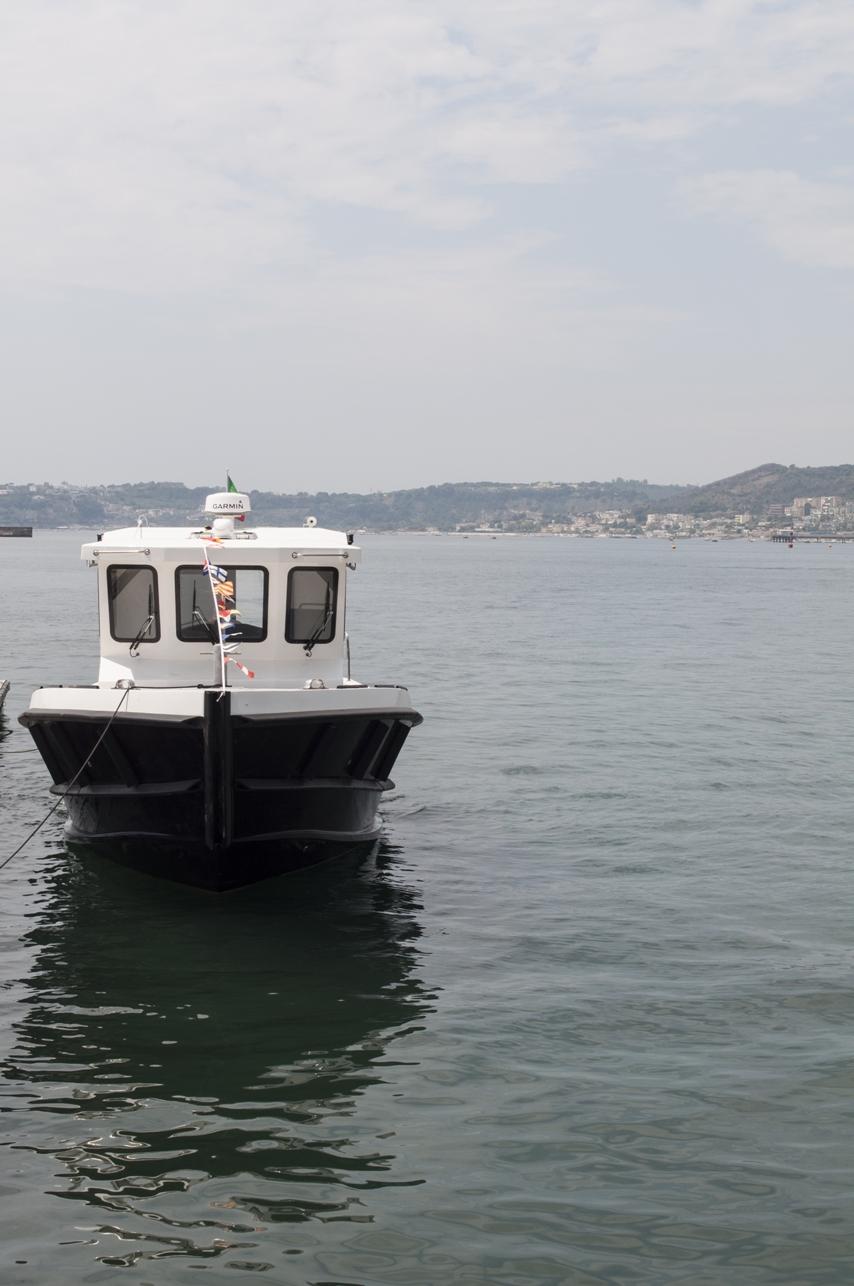 Calafuria 10 Mooring Boat